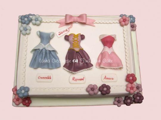 Cake Design Principesse Disney : Find Your Cake - Principesse Disney Principesse e ...