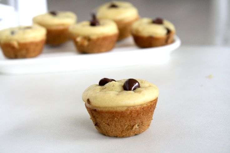 Mini Maple Chocolate Chip Pancake Muffins | Recipe