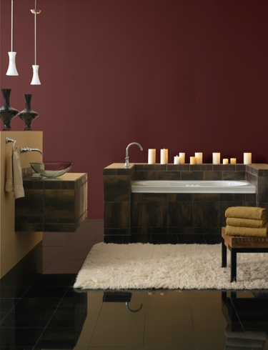 Sherwin williams rustic red sw 7593 paint colors for Rustic paint colors from sherwin williams