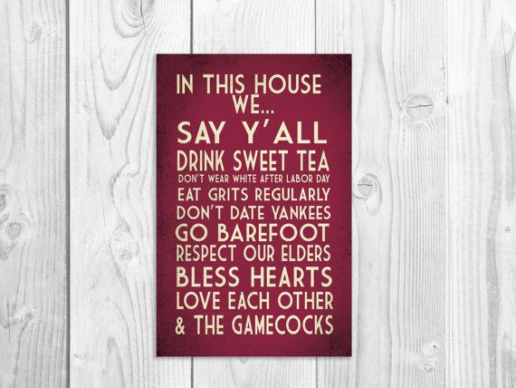 21 rules of this house posters and prints