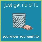 organize and de-clutter ... a lifetime work-in-progress