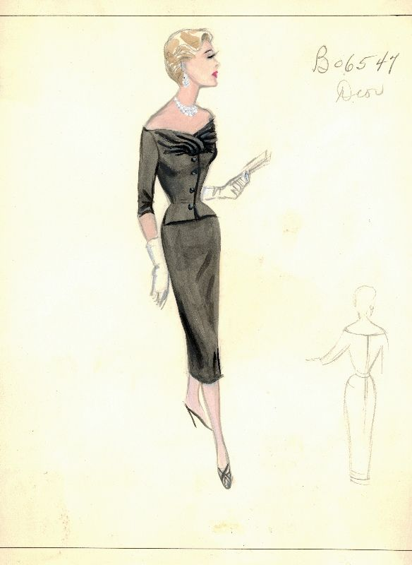 Dior-  Bergdorf Goodman Archives. Coctail & Evening Dresses