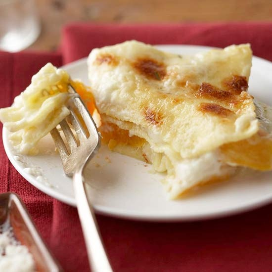 Butternut Squash Lasagna | Eat Your Veggies--Side Dishes | Pinterest