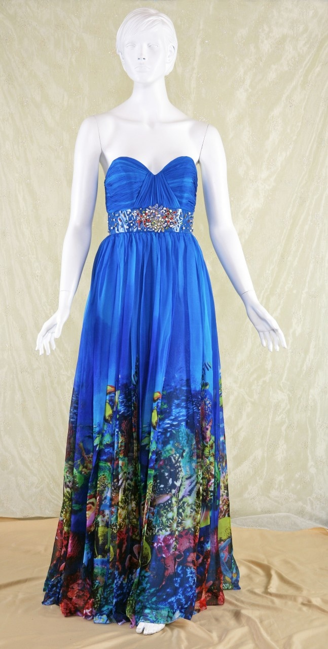 Designer Evening Dresses Chicago