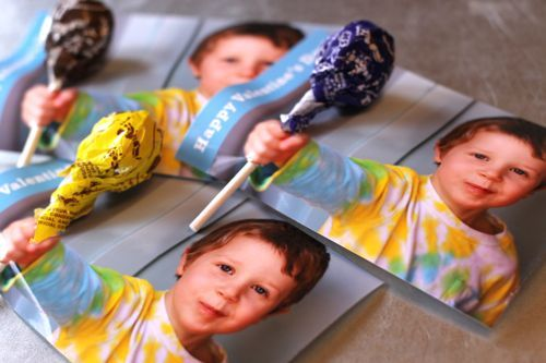 photo lollipop valentines