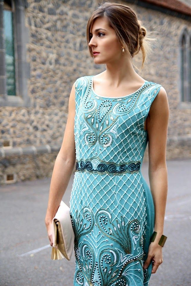 Marilyn's Closet - FASHION BLOG: Jewel Dress
