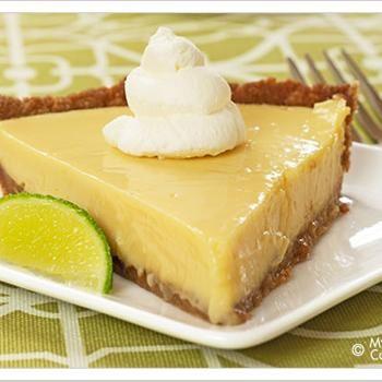 Real Florida Key Lime Pie | RESEPTE : TERTE ~ SOET / KAASKOEK | Pinte ...