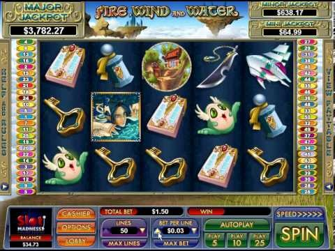 No deposit casino bonus codes for slot madness