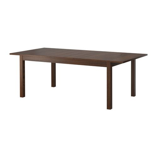 bjursta dining table ikea extendable dining table with 2 extra leaves