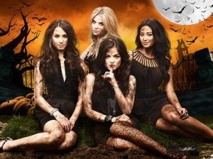 "Halloween Costumes: ""Pretty Little Liars"" ATrain Edition 