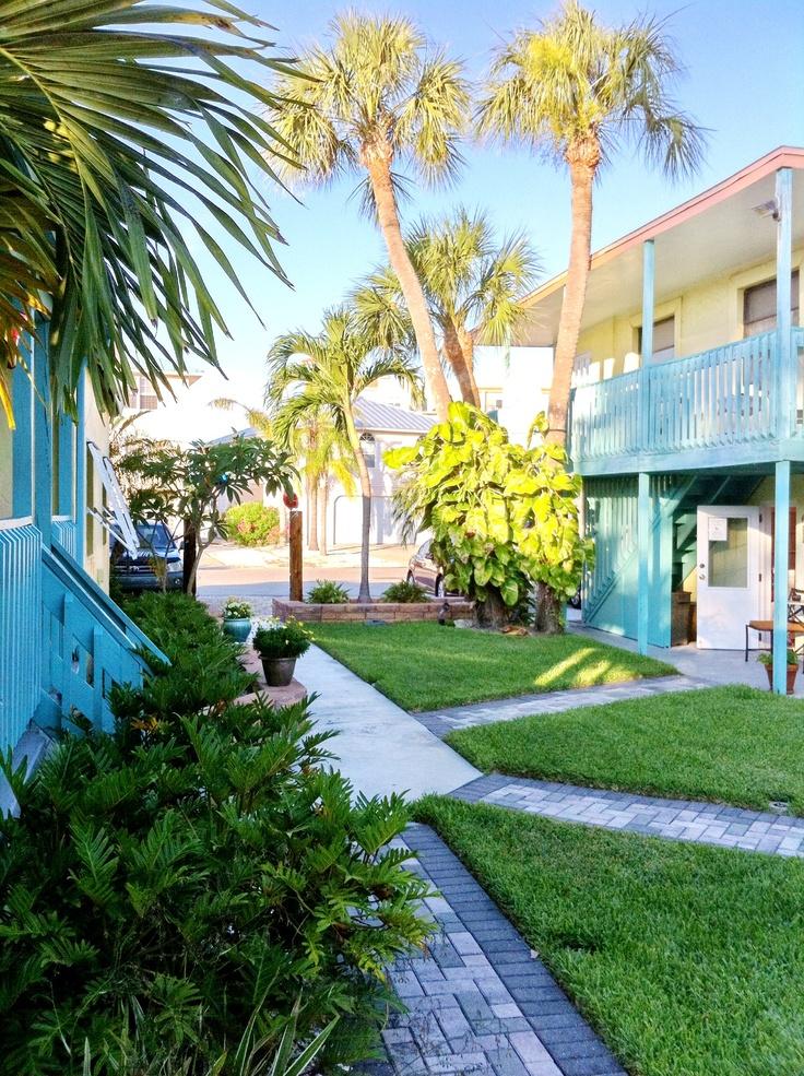 Cottages Madeira Beach Florida