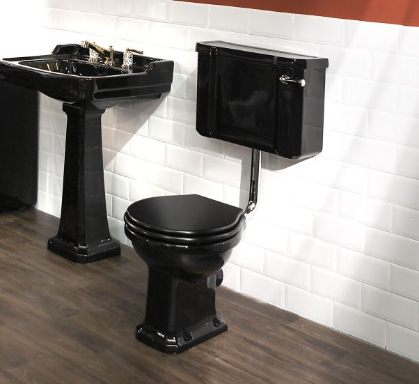 Commercial Toilets : Black Commercial Toilet Design -RESTROOM DESIGN- Pinterest