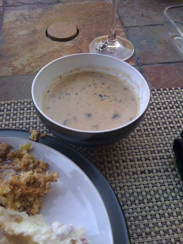 Fantastic cream of mushroom soup. | Soup | Pinterest