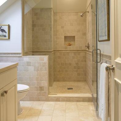 Chair Rail Bathroom Ideas Pinterest