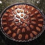 MEXICAN CHOCOLATE TART WITH CINNAMON-SPICED PECANS Submitted by ...