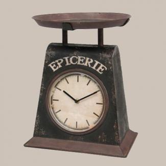 horloge balance style vintage poser d co cuisine pinterest. Black Bedroom Furniture Sets. Home Design Ideas