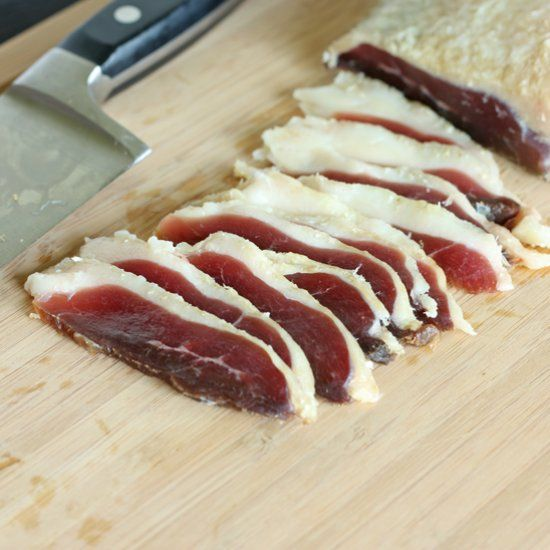 Homemade Duck Prosciutto is easier to make than you might think, and ...