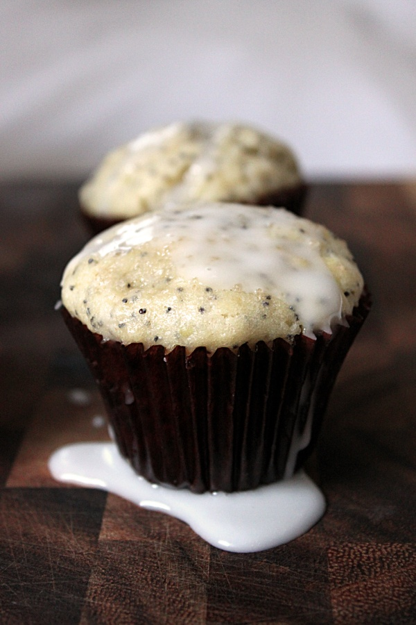 Lemon Poppy Seed muffins | sweet. | Pinterest