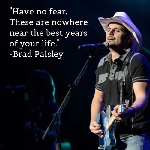 Write A Letter To Myself Lyrics Brad Paisley
