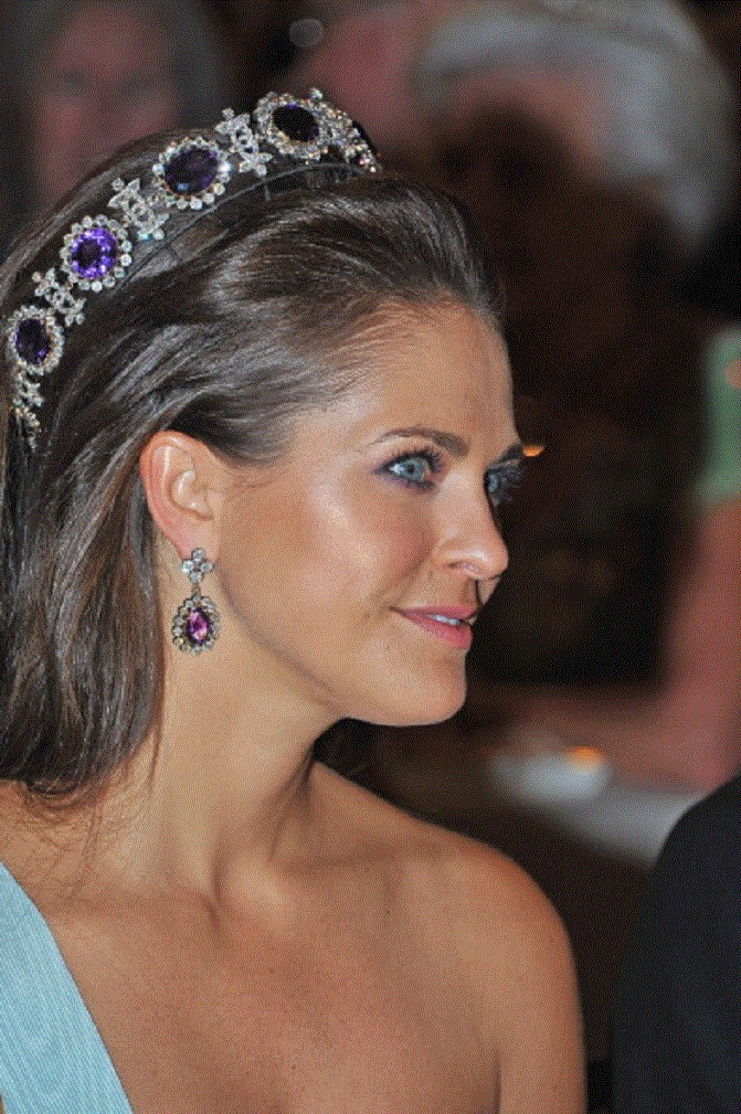Princess Madeleine of Sweden | Royalty & Aristocracy | Pinterest