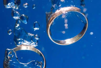 How to Clean Silver Jewelry With just Baking Soda, Tin Foil and Salt!