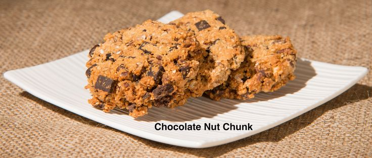 Chocolate Chunk Cookie made from Pecans, Almonds, Walnut, Coconut ...
