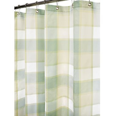 Barton Fabric Shower Curtain Jcpenney House Plans And
