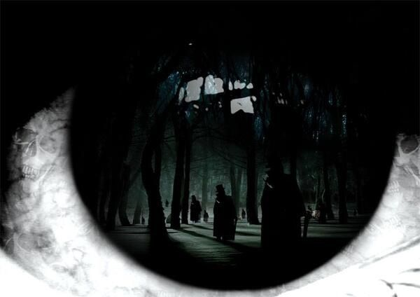 Eye on the Witches. | Eyes | Pinterest