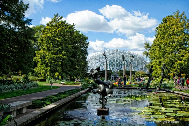 Missouri botanical garden in st louis st louis pinterest - Missouri botanical garden st louis mo ...