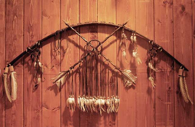 Want Bow And Arrows Wall Decor