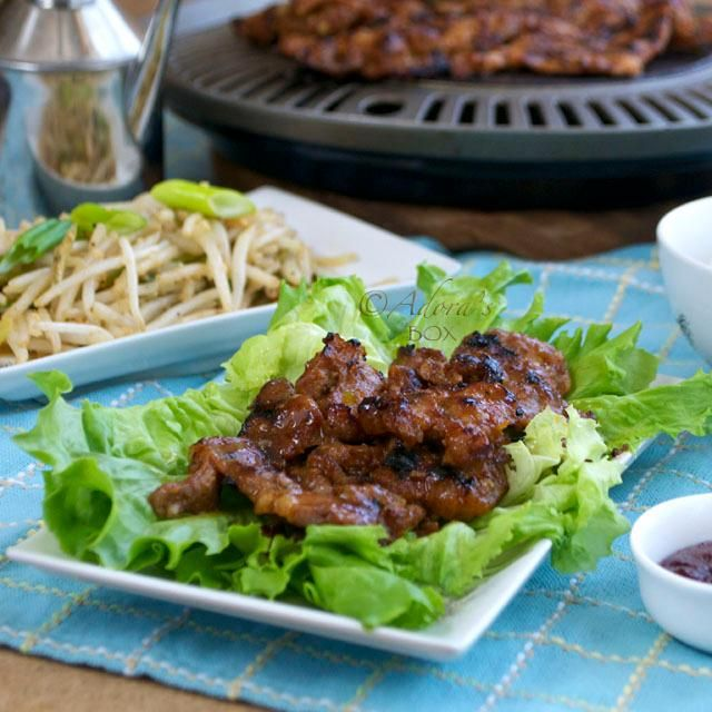 Pork Recipes : PORK BULGOGI RECIPE | Foods - Main Dish | Pinterest