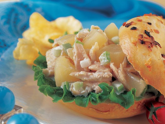 Canned Tuna Salad Recipes   PNCPS - Foodservice Recipes - Northwest