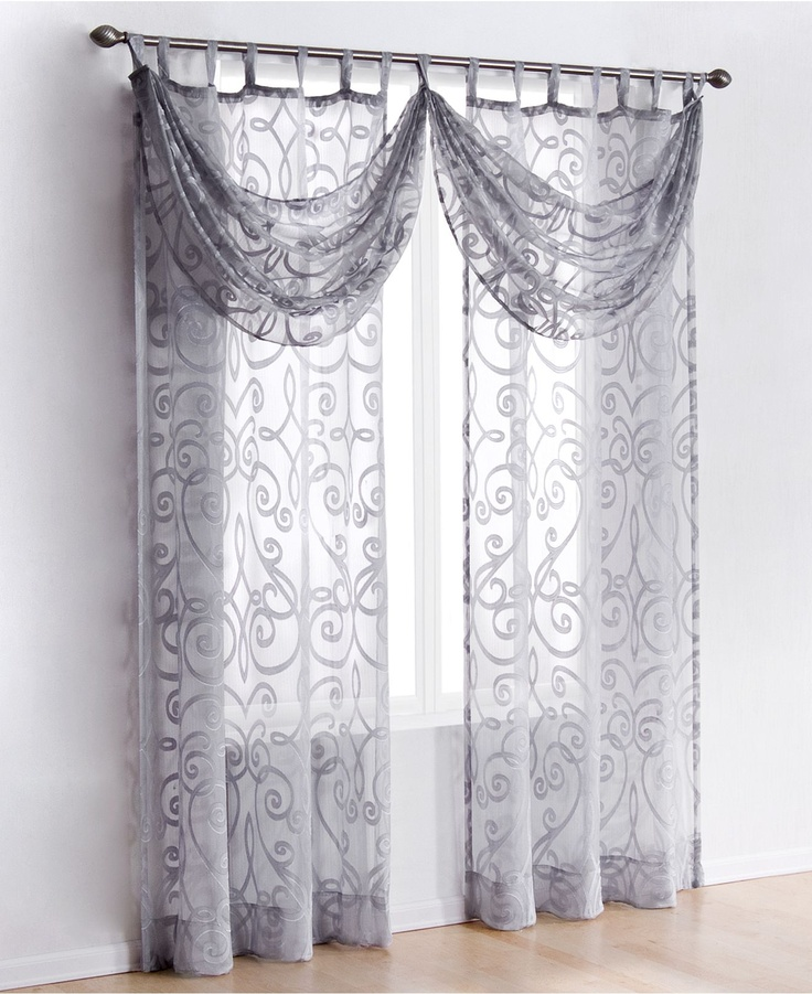 Curtains And Drapes At Macys Decorate The House With Beautiful