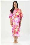 Luxury Hospital Gowns & Home Care Gowns for Women by Silver Moon Bay
