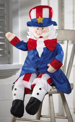 4th of july uncle sam crafts