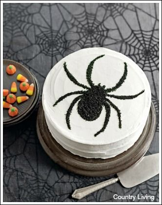 Halloween Cake Decorating Ideas Pinterest : Halloween Cake Decorating Ideas