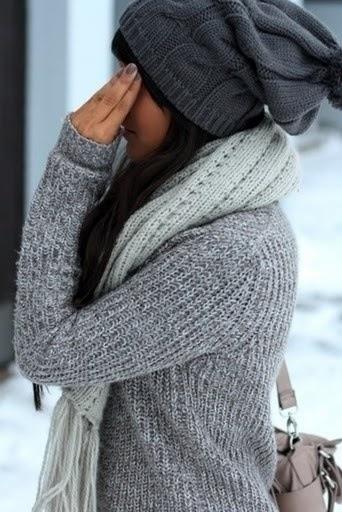 So cozy so chic- follow us www.helmetbandits.com like it, love it, pin it, share it!