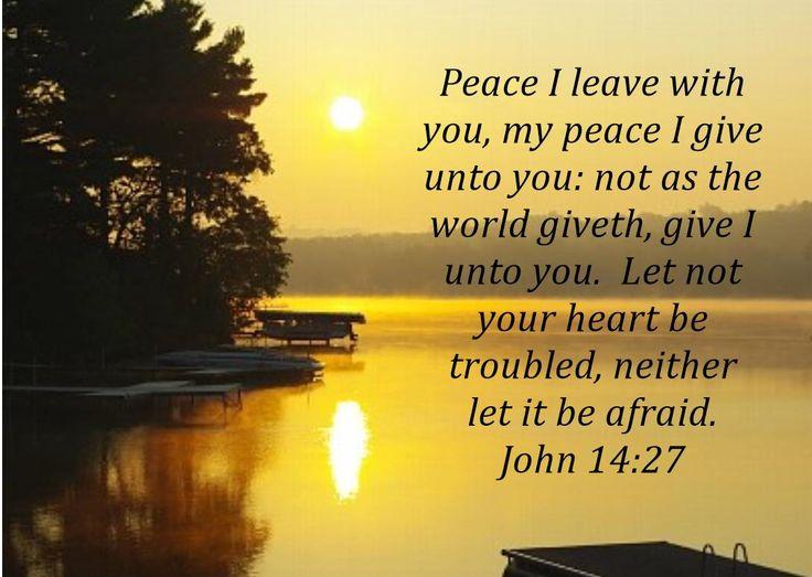 peace kjv