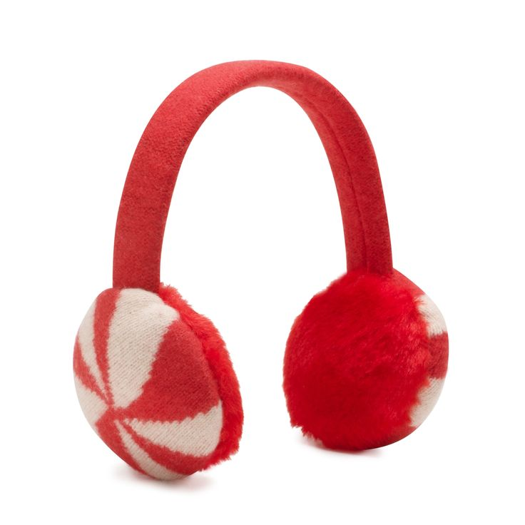 Peppermint Earmuffs (maybe for mama) | Naughty or Nice Gift List | Pi ...