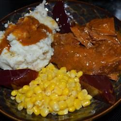 Slow Cooker London Broil Recipe - just uses flank steak, cream of ...