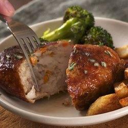 Donna's Homestyle Chicken Ballotine | Paleo Mains - Chicken | Pintere ...
