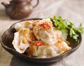 Dumpling Peanut Sauce | FOOD!!! | Pinterest