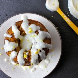 Meyer Lemon Poppy Seed Bundt Cakes | Desayunos / Pan | Pinterest