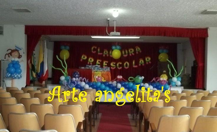 Decoraciones Para Fiesta De Graduacion