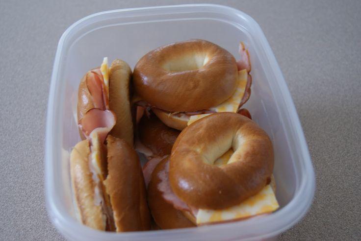 Summer lunch ideas...