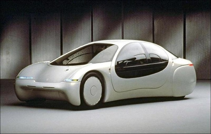 Concept Car from Demolition Man (Movie)