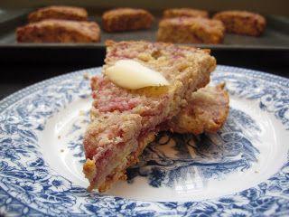 Whole Wheat Raspberry Ricotta Scones | Food I Made | Pinterest