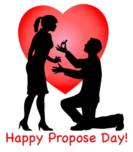 valentine week propose day