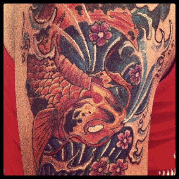 Xoch Tattoo  Mis Tatuajes Pinterest