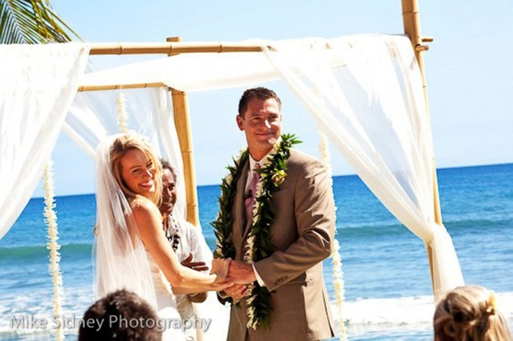 Hawaii is one of the most popular destination locations in the world and in Maui we have found a resort hotel offering a heavenly spot for a beautiful wedding.
